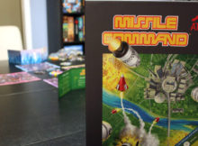 Missile Command Review