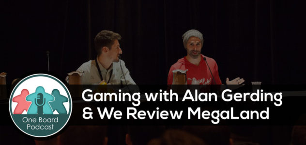 S3E03 – Gaming with Alan Gerding