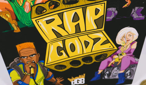 Rap Godz Kickstarter Preview
