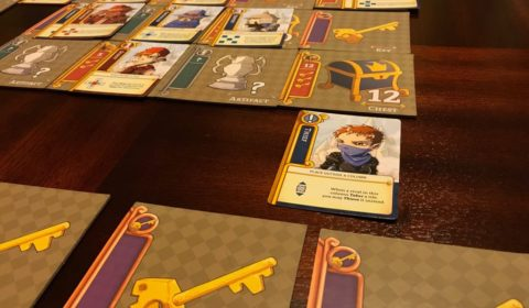 Professor Treasure's Secret Sky Castle Review