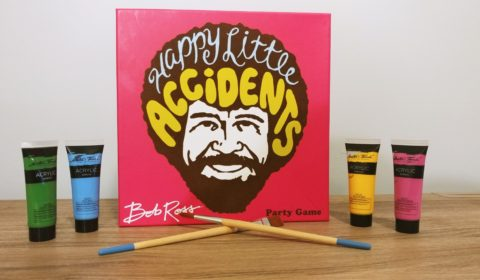 Bob Ross: Happy Little Accidents Review