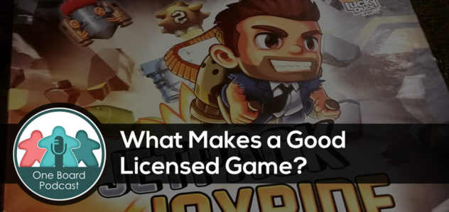 S3E09 – What Makes a Good Licensed Game?