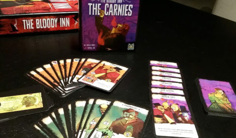 The Bloody Inn: The Carnies Expansion Review