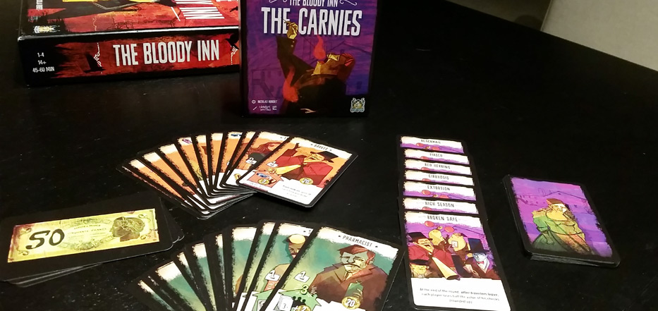 The Bloody Inn: The Carnies Review