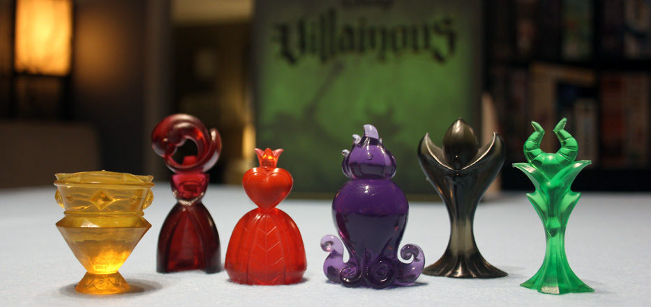Villainous Review