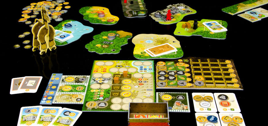 Altiplano (image courtesy of Renegade Game Studio)