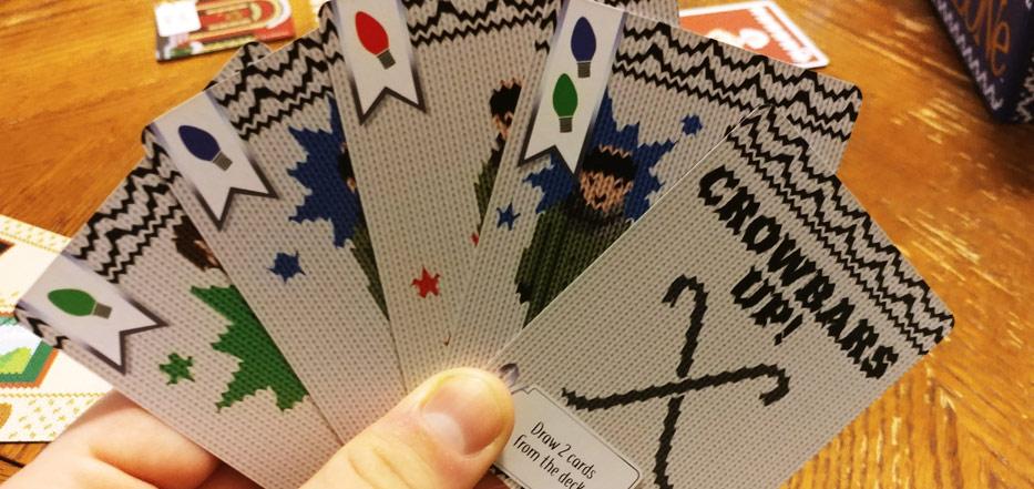 burglar cards