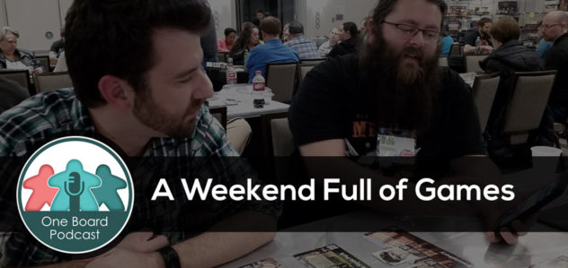 S3E14 – A Weekend Full of Games