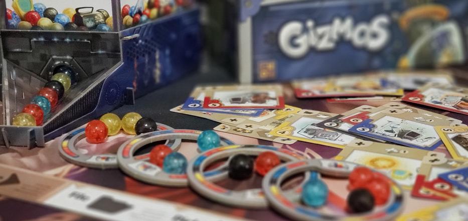 Gizmos marbles