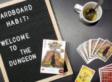 Cardboard Habit: Welcome to the Dungeon