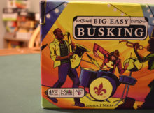 Big Easy Busking box