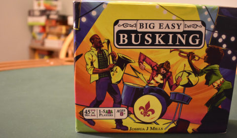 Big Easy Busking Preview