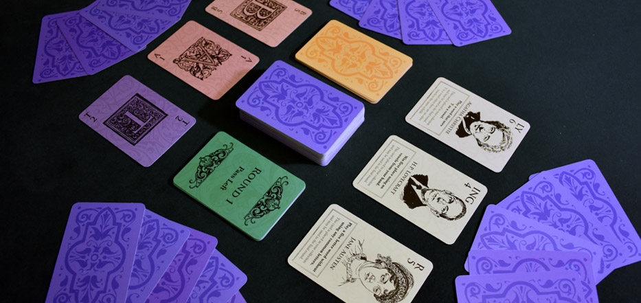 Moveable Type cards