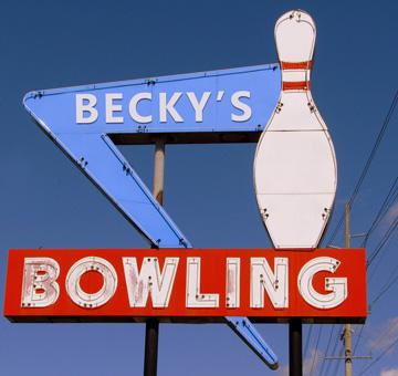 Becky's Bowling Emporium
