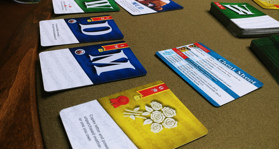 Composition cards