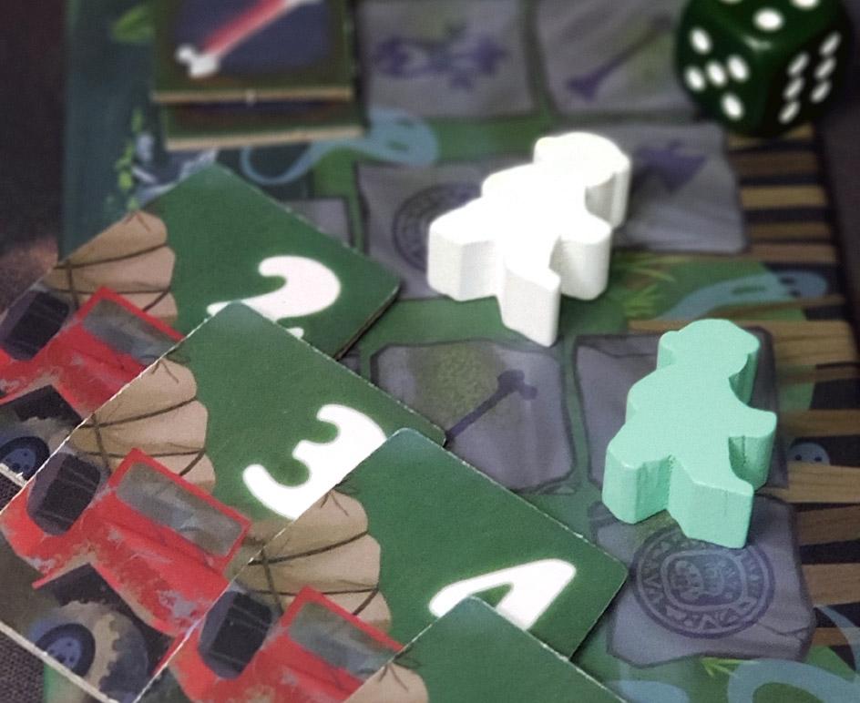 Ghosts of the Moor tokens
