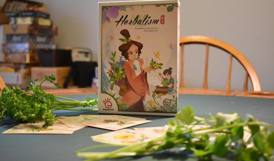 Herbalism Review