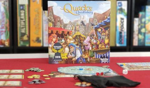 Quacks of Quedlinburg Review