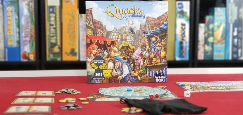 Quacks of Quedlinburg Review