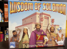 Wisdom of Solomon Review