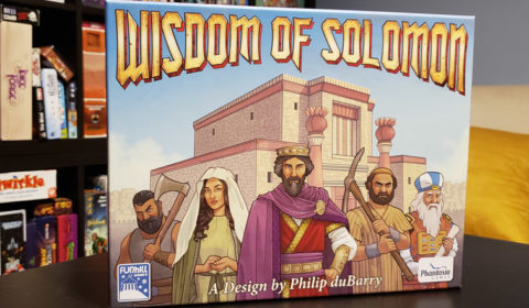 Wisdom of Solomon Review