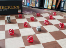 Checkers: The Dice Game