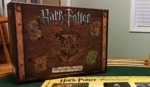 Harry Potter: Hogwarts Battle Review