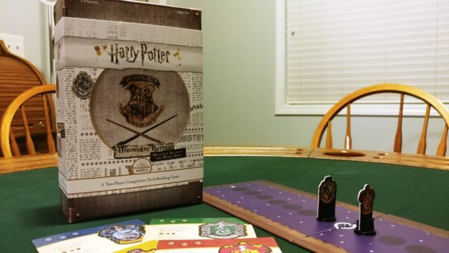 Harry Potter Hogwarts Battle Defence Against The Dark Arts Review One Board Family