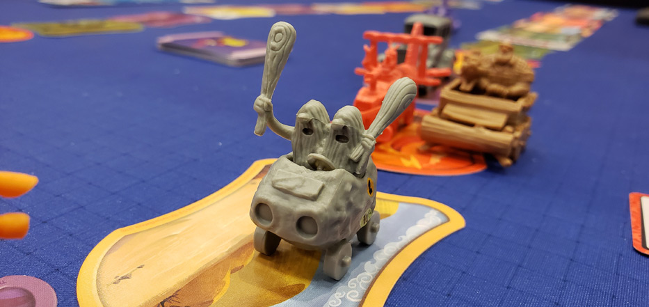 Wacky Racers from CMON