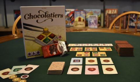 Chocolatiers Review
