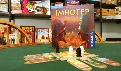 Imhotep: The Duel Review