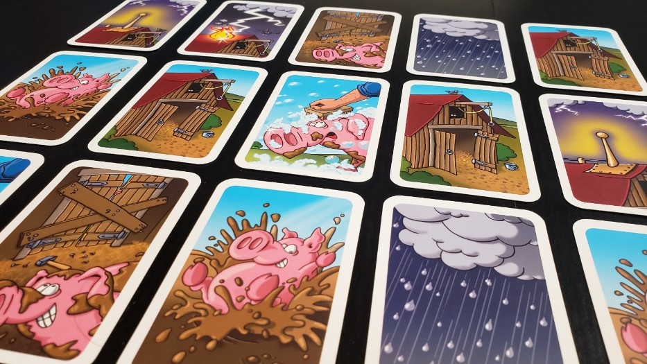 Dirty Pig cards
