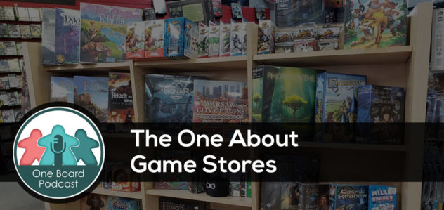 S5E02 – The One About Game Stores