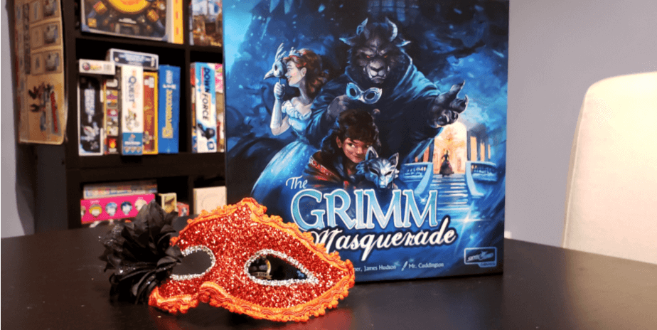 The Grimm Masquerade review