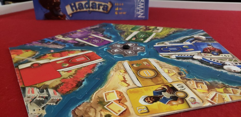 Hadara Board