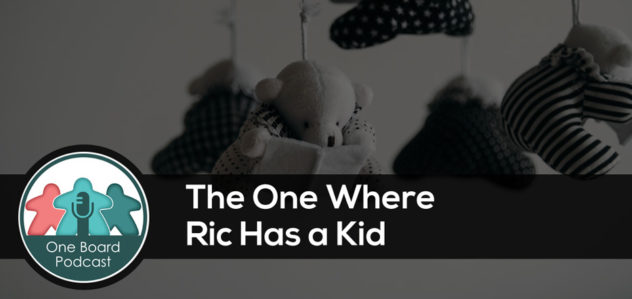 S5E03 – The One Where Ric Has a Kid