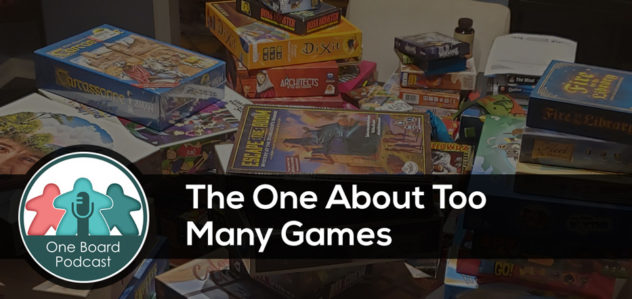 S5E04 – The One About Too Many Games