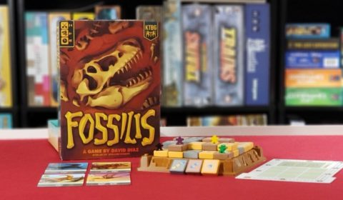 Fossilis Preview