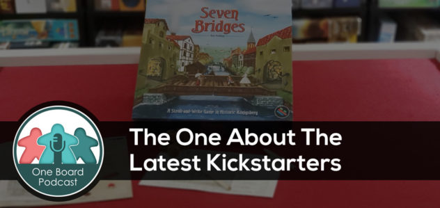 S5E05 – The One About The Latest Kickstarters