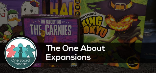 S5E07 – The One About Expansions