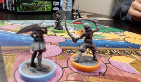 Unmatched Battle of Legends (Vol 1) Review
