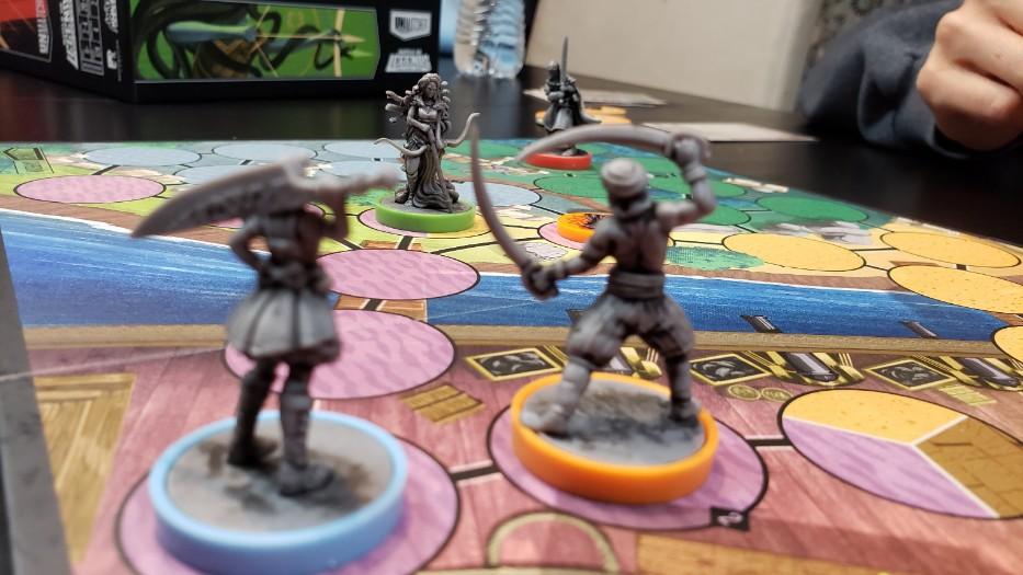 Unmatched: Battle of Legends