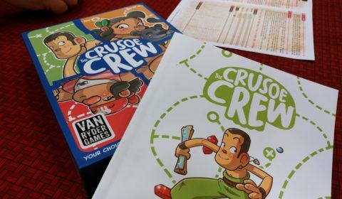 Crusoe Crew Review