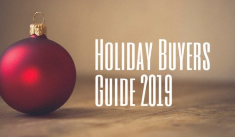 Holiday Buyers Guide 2019