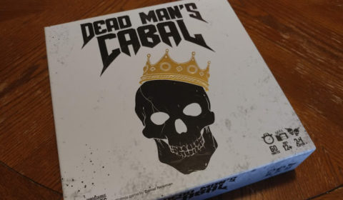 Dead Man's Cabal Review