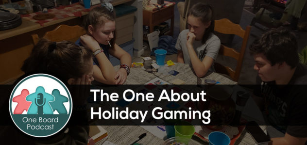 S5E09 – The One About Holiday Gaming