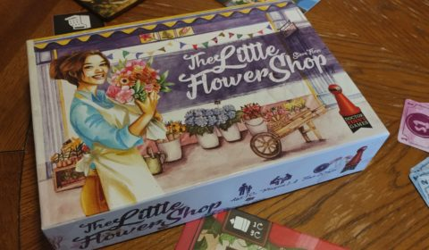 The Little Flower Shop Review