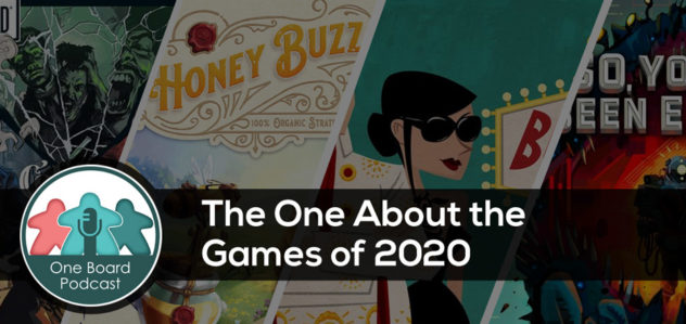 S5E13 – The One About the Games of 2020
