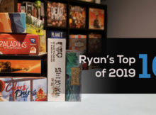 Ryan's Top 10 of 2019
