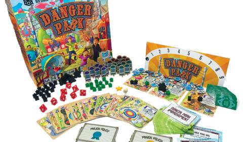 Danger Park Preview